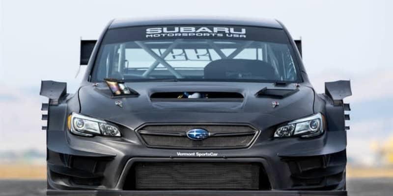 ワイルドすぎるスバル WRX STI、ボディはフルカーボン…『ジムカーナ』ビデオシリーズ