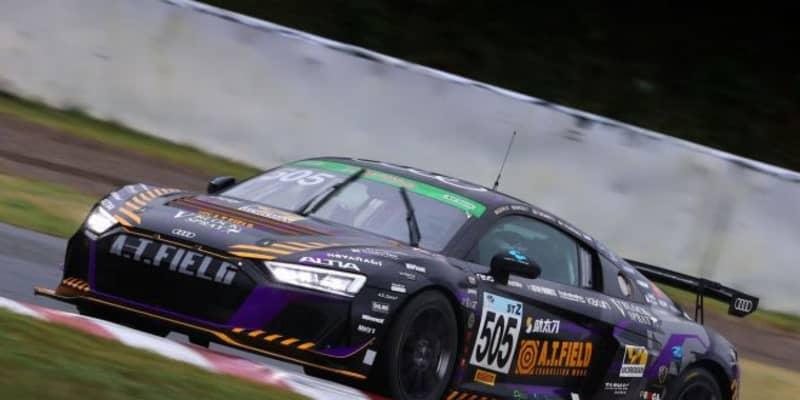 Audi Team AS Sport 2020スーパー耐久第2戦SUGO レースレポート