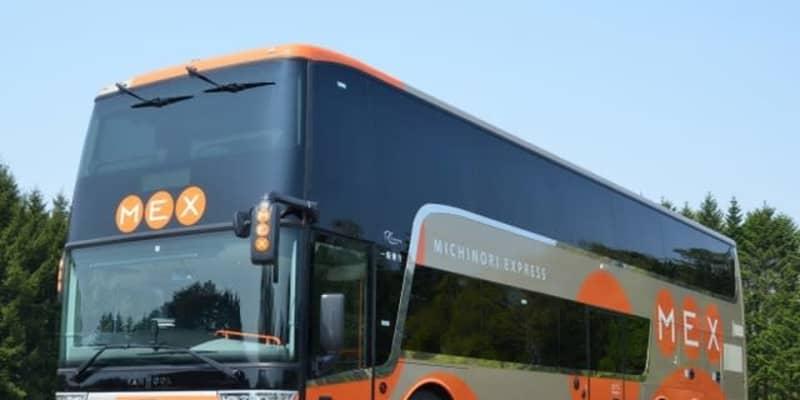 東北のバスにもSuica…岩手県北自動車に「地域連携ICカード」導入 2022年春までに
