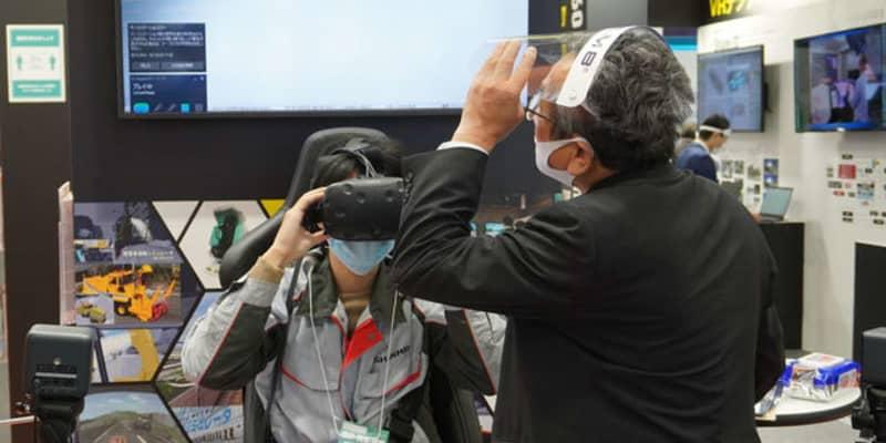 リアル展示会に「待ってました」の声、名古屋オートモーティブワールド開幕 初のオンライン商談も