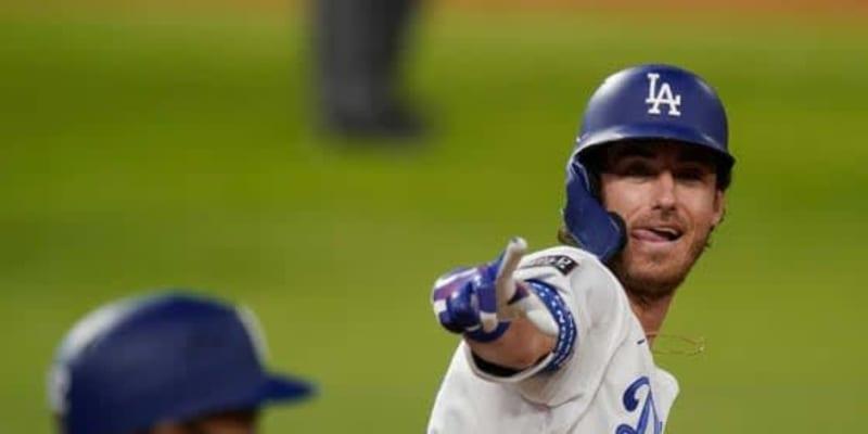 【MLB WS】ドジャース、最強左腕カーショー6回1失点で先勝 筒香はロースター入りも出番なし