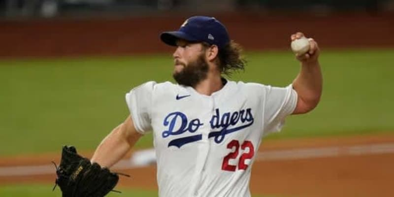 【MLB WS】最強左腕カーショーにレイズ脱帽「幻惑されるボール」「殿堂入りする理由分かる」