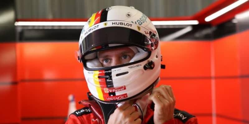 ベッテル15番手「ミディアムで期待したタイムが出なかった」ルクレールの速さは別格と称賛:フェラーリ【F1第12戦予選】