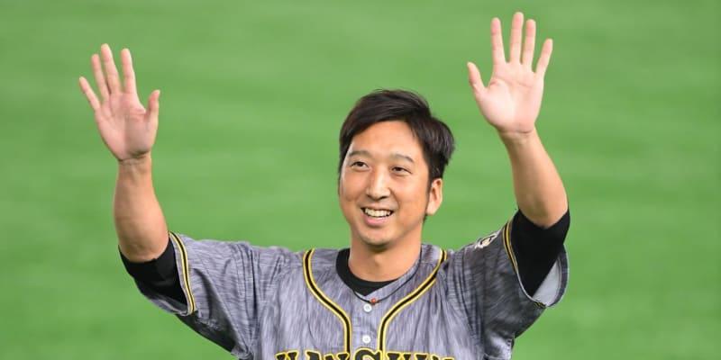 阪神・藤川球児が東京ドームに別れ「憧れてきた」「子どもの時に戻りました」