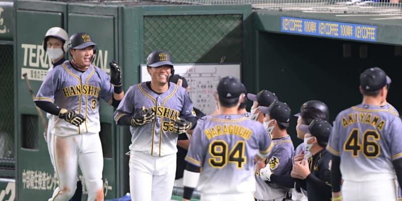 阪神・矢野監督「陽川にとっていい1日やった」2ラン含む2安打を評価