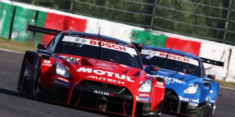 まさに奇跡のテール・トゥ・ウイン!MOTUL AUTECH GT-Rが最後尾から大逆転優勝【第6戦鈴鹿GT500決勝】