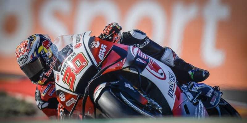 初ポール獲得した中上貴晶。記念すべきホンダ800勝目を挙げられるか/MotoGP第12戦テルエルGP