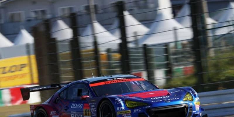 消えた今季初勝利。SUBARU BRZ R&D SPORTがSC前にピットインできなかった事情/第6戦鈴鹿GT300
