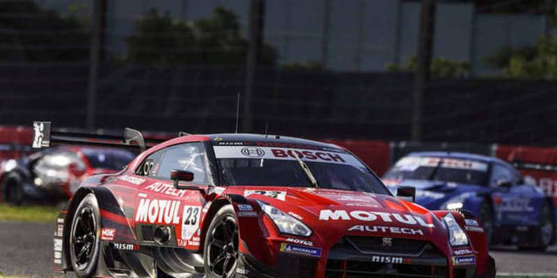 【SUPER GT 第6戦】最後尾スタートのMOTUL AUTECH GT-Rが大逆転勝利…GT300はHitotsuyama Audi R8 LMSが4年ぶりの優勝