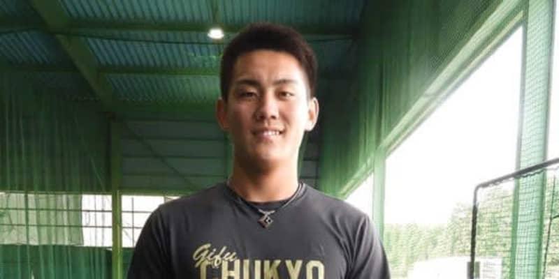 【高校野球】各球団は高校トップ級評価 清原や鈴木誠を彷彿…中京・元謙太の秘めたる魅力とは