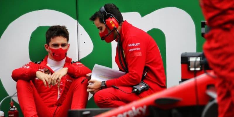 ルクレール4位「ようやく予選と決勝両方でいい結果を出せた。進歩を実感」フェラーリ【F1第12戦決勝】