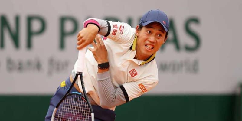 錦織圭は1つ下げて世界37位に。西岡良仁は5つ上昇【最新ATPランキング】