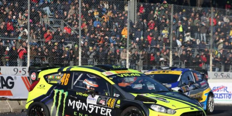 WRC:バレンティーノ・ロッシ、過去7度優勝のラリー・モンツァ出場を検討か