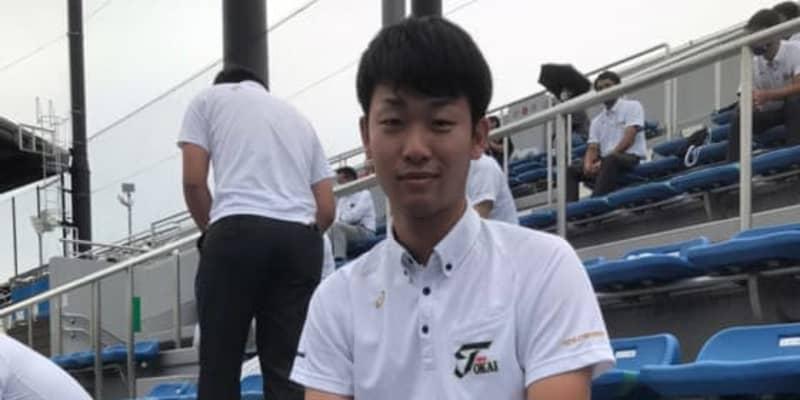 【ドラフト】社会人有力から一転プロ志望の東海大・山崎は巨人が2位指名 3月にTJ手術