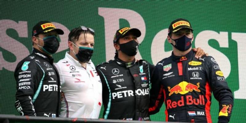 F1第12戦ポルトガルGP決勝トップ10ドライバーコメント(2)