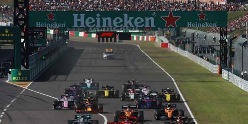 F1、史上最多23戦から成る2021年暫定カレンダーをチーム側に提示。日本GPは3連戦の一部として開催か