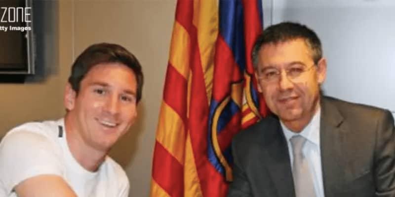 バルトメウ辞任で揺れるバルセロナ…メッシの去就に影響は?