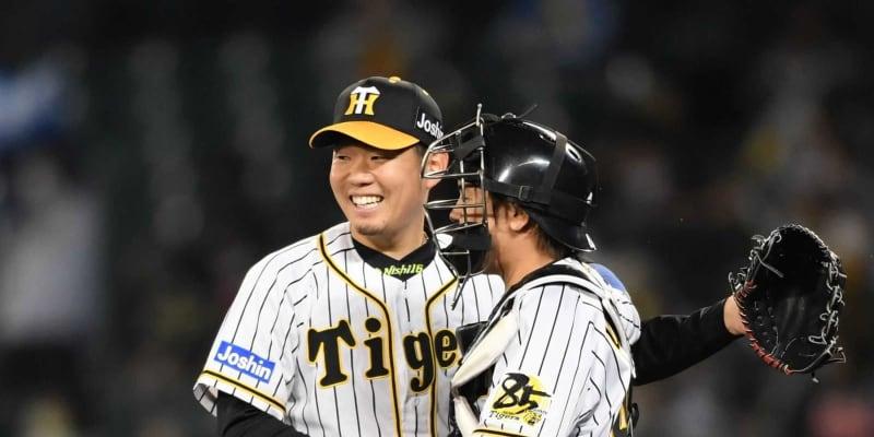 阪神・西勇 大野雄に投げ勝った!1失点完投、自己最多12勝にあと1