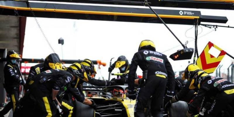 F1 Topic:エミリア・ロマーニャGPでタイヤ使用ルールが変更。レースの鍵を握るフリー走行後のタイヤ返却