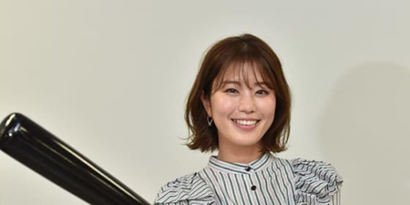 「24歳は悩む時期」 稲村亜美が自分自身と重ねた鷹・周東の涙のシーン