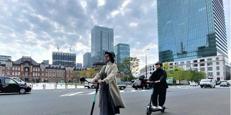 電動キックボードの公道使用は是か非か? 政府認可のもと東京都心で実証実験開始