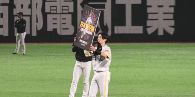 鷹・周東の12試合連続盗塁に世界も驚き 「走り続けてNPB記録を破った!」