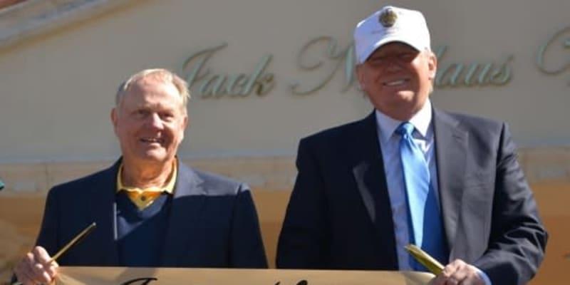 気になる米大統領選 ニクラスは長年の友、トランプを支持