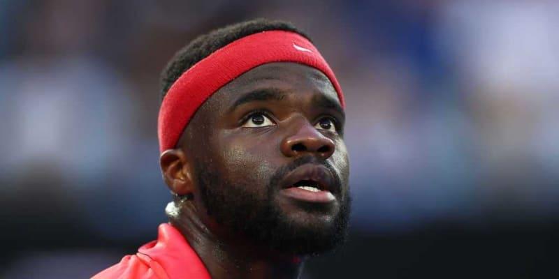 ティアフォー、優勝セレモニーで黒人テニス選手の誇りを示す
