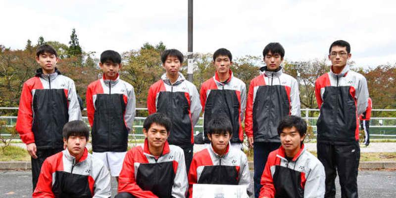 東北地区大会 花巻北高等学校インタビュー【第43回全国選抜高校テニス大会】