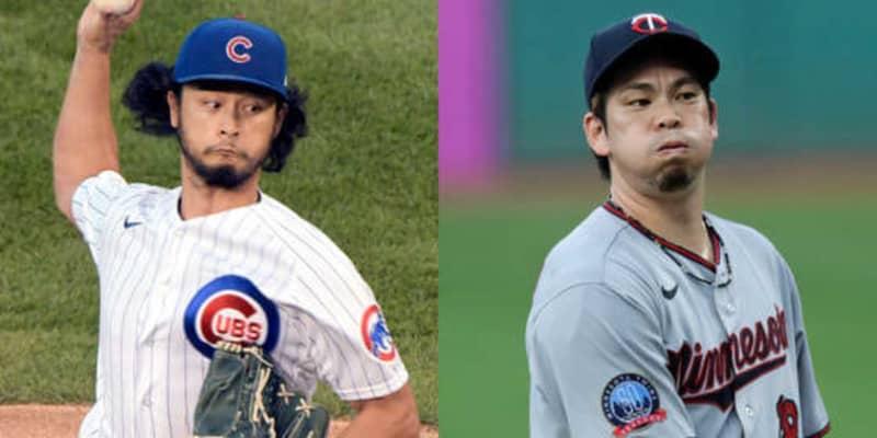 【MLB】ダルビッシュがツインズのトレード補強候補に 実現なら前田と夢の先発ローテ完成