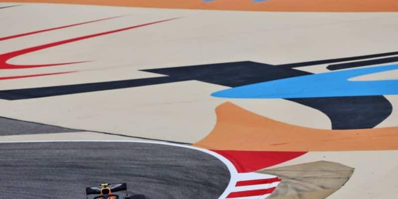 【タイム結果】F1第15戦バーレーンGPフリー走行1回目