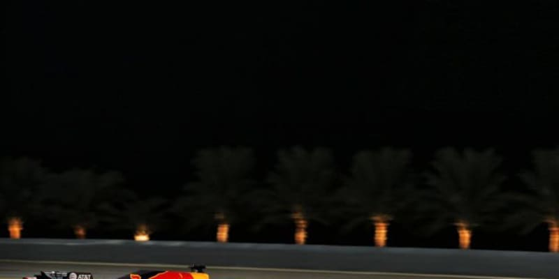 【タイム結果】F1第15戦バーレーンGPフリー走行2回目