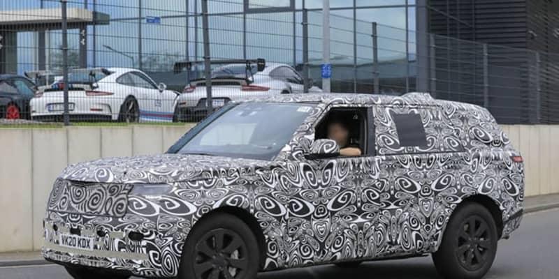 高級SUVの元祖、レンジローバー 次期型をスクープ!ロングホイールベースも決定的