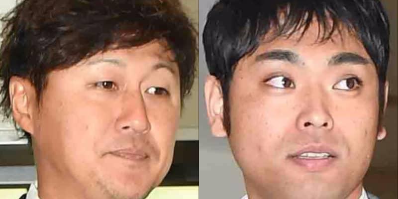 阪神 コロナ禍&V逸で厳冬更改 俊介50%減、桑原47%減
