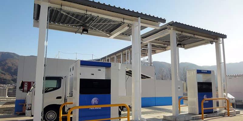 「水素といえば山梨」燃料電池の先端技術が集まる甲府---大学と太陽光とP2Gの丘へ