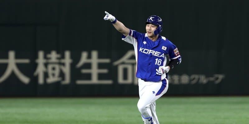レンジャーズが韓国のスター遊撃手キム・ハソンの獲得に興味