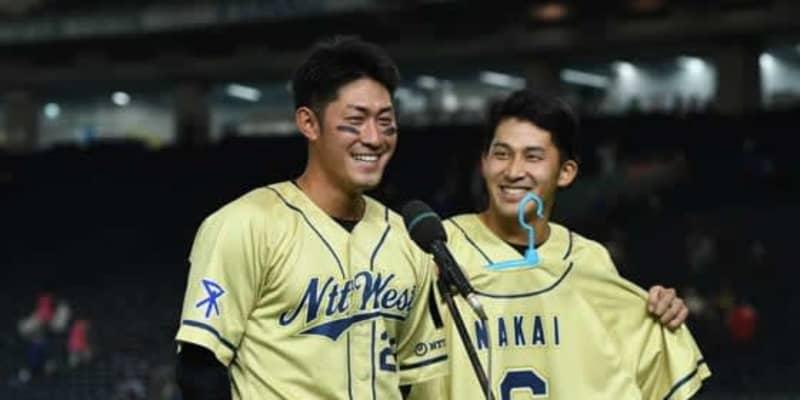 【社会人野球】NTT西日本、酒井の逆転2ランで8強入り 亡き友に捧げる一発「優勝して恩返し」