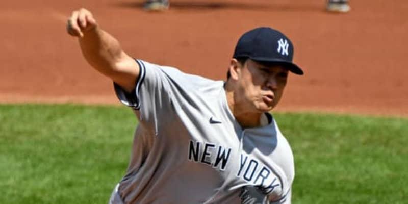 【MLB】田中将大は「過小評価されている」 7年通算78勝の実績を米メディアが再評価