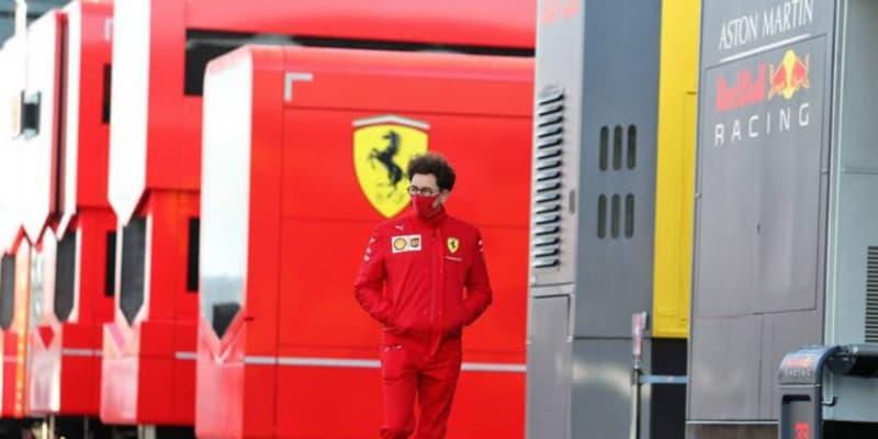 【気になる一言】フェラーリもパワーユニット開発凍結を支持「何らかの形で協力したい」とチーム代表