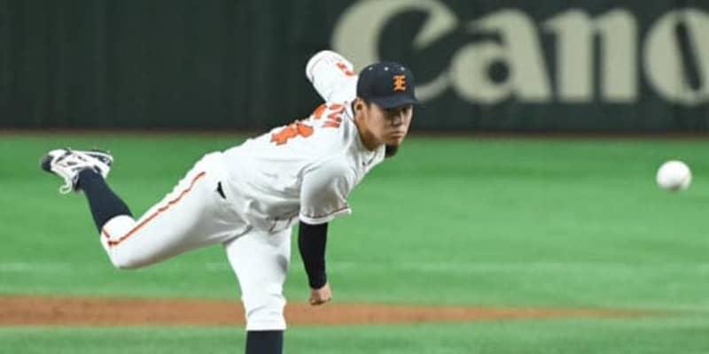 【社会人野球】スタンドどよめく156キロ! 巨人ドラ4伊藤優輔、来季の本拠地で自己最速を更新