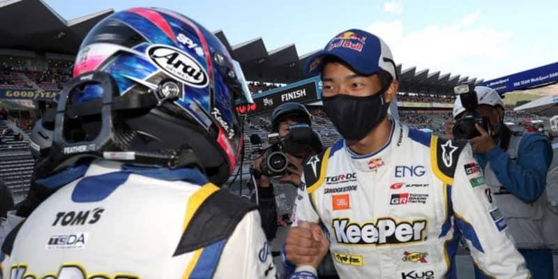 GRスープラ勢がホームコースでトップ4独占。KeePerがタイトル獲得へ貴重な1ポイントを追加【第8戦富士GT500予選】
