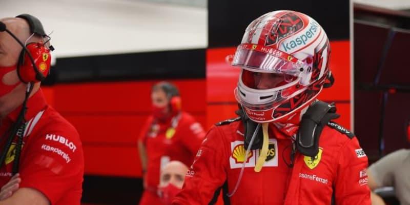ルクレール「炎上しているのが見えて、最悪の気分になった」フェラーリ【F1第15戦決勝】