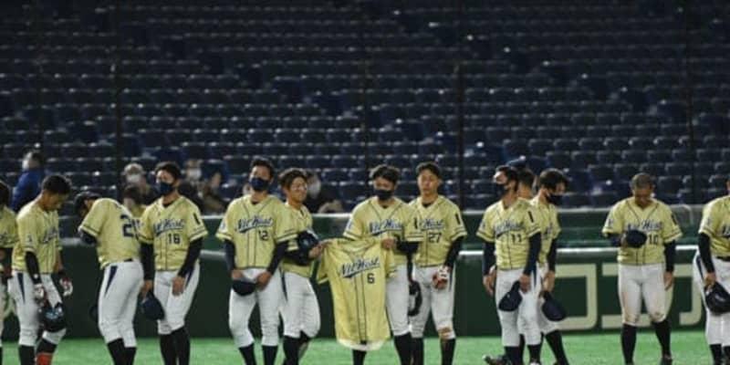 【社会人野球】NTT西日本は8強敗退 23歳の若さで亡くなった中井さんとの日本一ならず