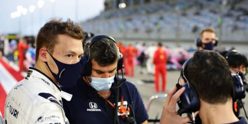 クビアト、ペナルティに怒り「接触を避けるのは不可能だった」と代表も主張:アルファタウリ・ホンダ【F1第15戦決勝】