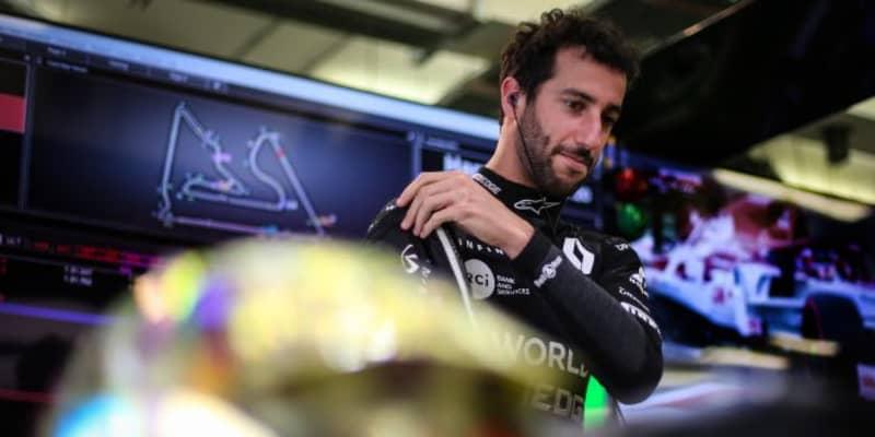 リカルド「グロージャンが無事で良かった。レース結果は二の次」ルノー【F1第15戦決勝】