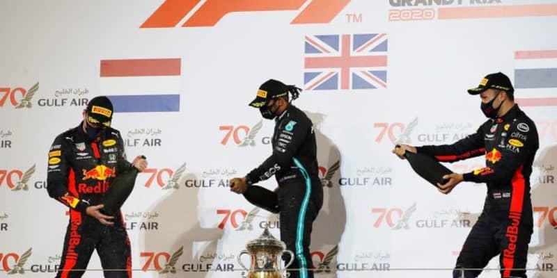 F1第15戦バーレーンGP決勝トップ10ドライバーコメント(2)