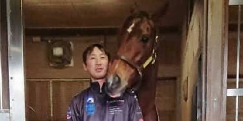 アーモンドアイ厩舎でリラックス 根岸助手「お疲れさまと感謝の気持ち一杯」