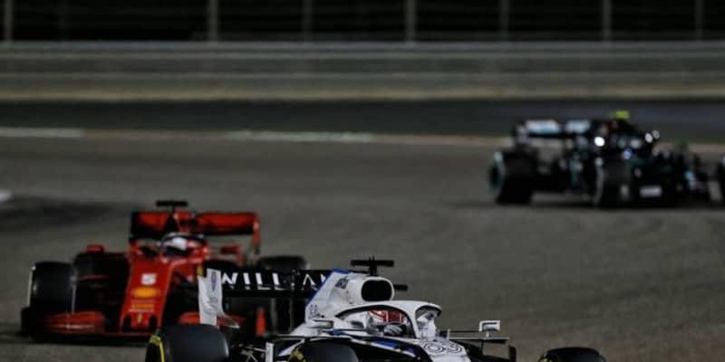 ラッセル「ベッテルを抑えながら2台をパスしてクビアトとバトル。これが最善の結果だ」:ウイリアムズ F1第15戦決勝