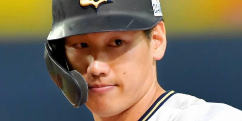 オリックス・吉田正、新選手会長に就任へ