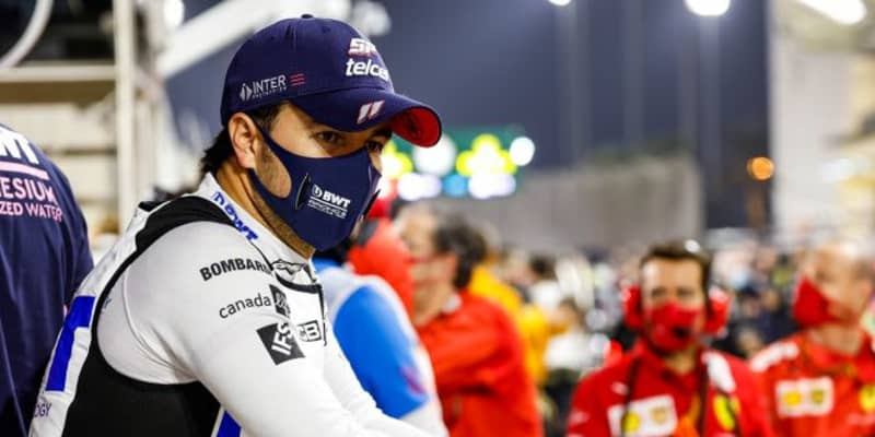 ペレス「電気系トラブルでリタイア。選手権は少し厳しいが、挽回の機会はある」:レーシングポイント F1第15戦決勝